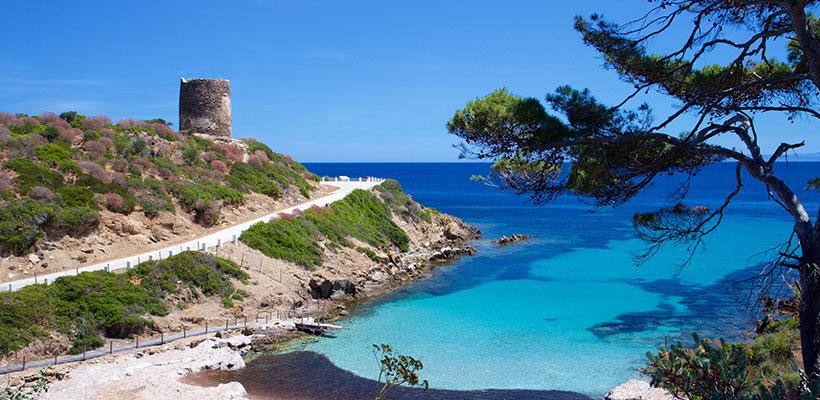 Sardegna Del Nord Cartina.Vacanze Sardegna Del Nord Guida Alla Sardegna Settentrionale